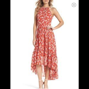 NWT Eliza J Poppy Dress
